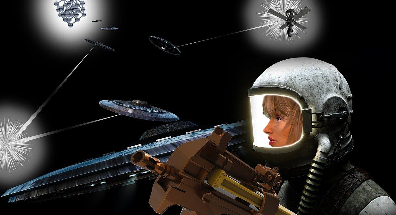 Science Fiction Fantasy Science Fantasy Fiction In 2020 Kpop Science Fiction Fantasy Business Card Mock Up