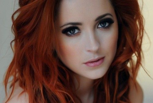 Would This Look Good On Brown Eyes Red Hair Makeup Redhead Makeup Makeup For Green Eyes
