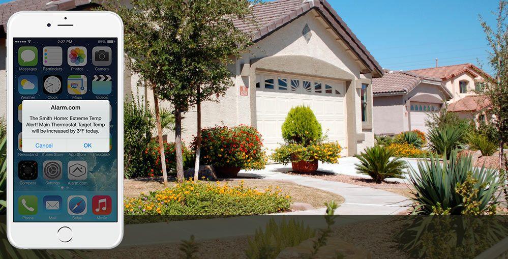 Alarm.com Smart Home Solutions: Smart Home Security, Video ...