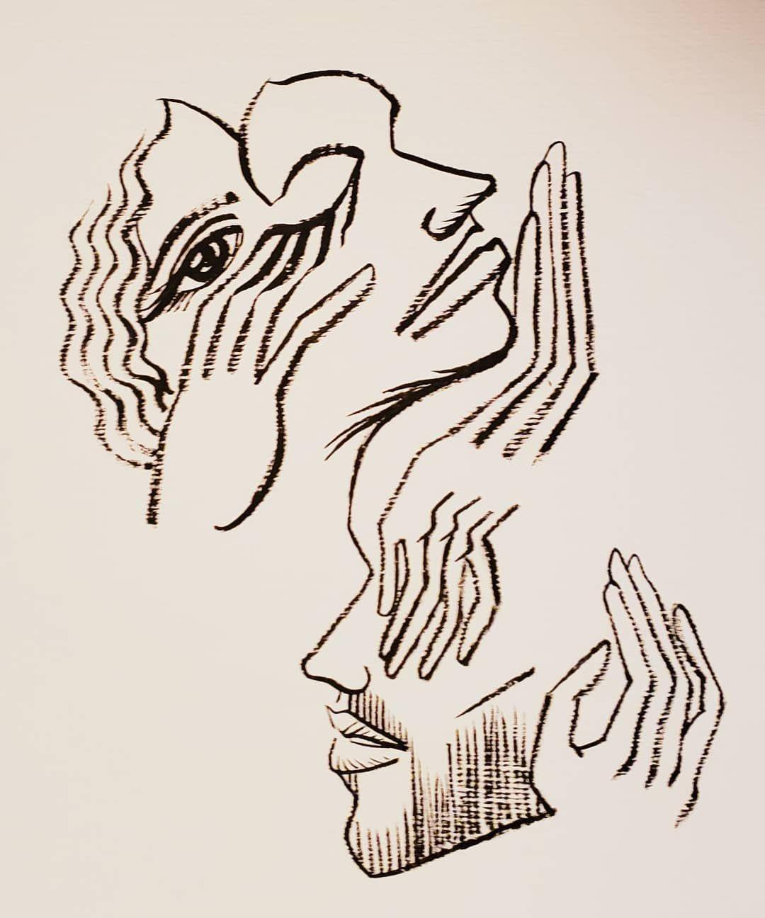 Untitled ink on paper  #spraypaint #beautiful #instagood #artist #basquiat #painter #brooklyn #nyc #florida #puertorico #ink #oilpainting #graffiti #streetart #arts #fineart #latino #latinx #hispanic #amor #artsy #drawing #painting #love #artlovers #artistsoninstagram #brownisbeautiful #iloveyou #god #inspired