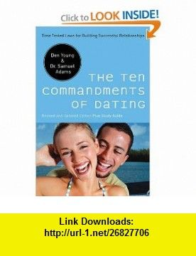 Ten commandments of dating ebook