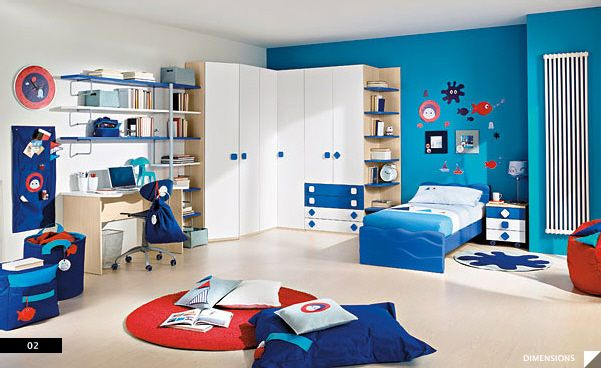 16 Contemporary Living Room Design Inspirations 2012 | Kids rooms ...