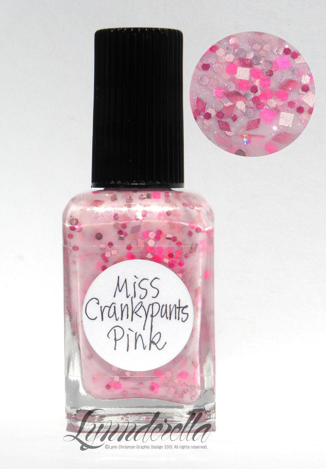 Miss Crankypants Pink