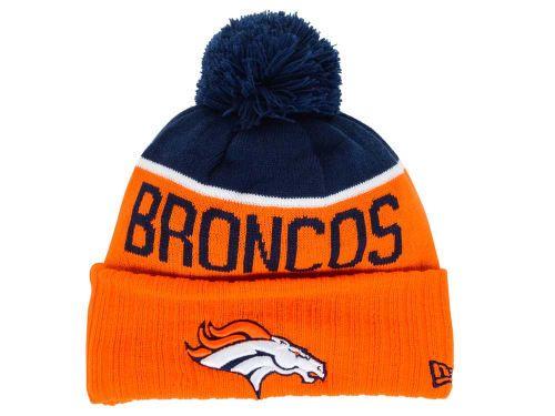 c77c3ac1af297 Denver Broncos New Era NFL 2015 Sport Knit