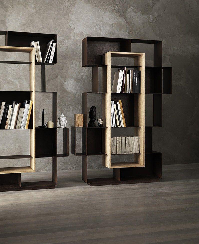 Libreria in ferro MOOIE by ELITE TO BE