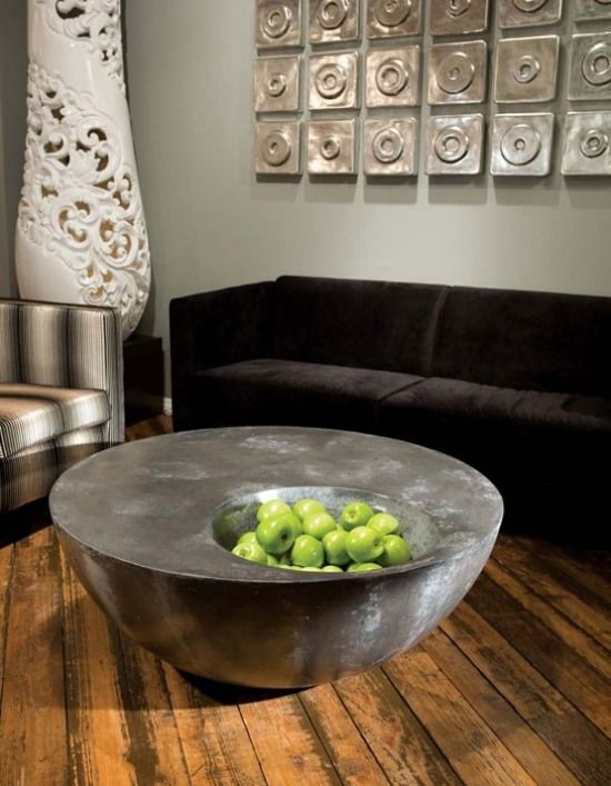 tisch loch designer einrichtung philipps collection | einrichtung, Möbel