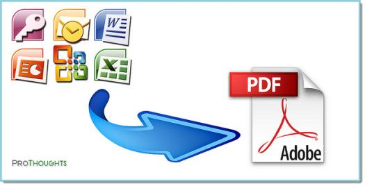 Ms office, word excel, power point to pdf converter full version.