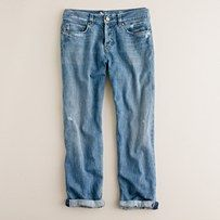 MiH bf jeans. Paired with ballerina flats or chunky heels:)