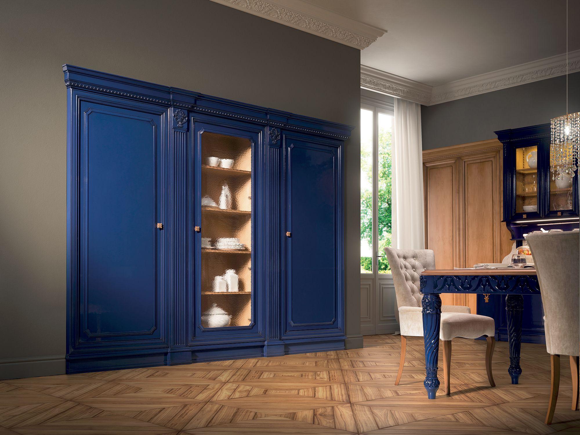 Regina goccia di luna luxury kitchen prestige shades for Tomaselli armadi