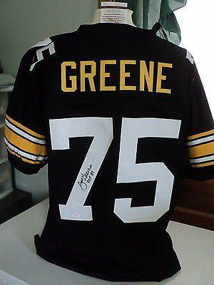 Joe Greene Pittsburgh Steelers Authentic Jerseys