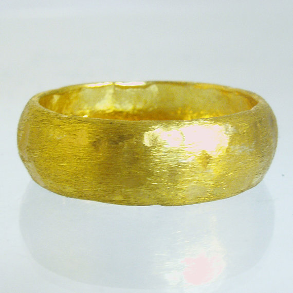 Pure Solid Gold Wedding Band 24 Karat Solid Gold Ring100 By Avinoo Gold Wedding Band Unisex Ring Solid Gold Rings