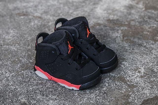 AIR JORDAN 6 (BLACK INFRARED) - Sneaker
