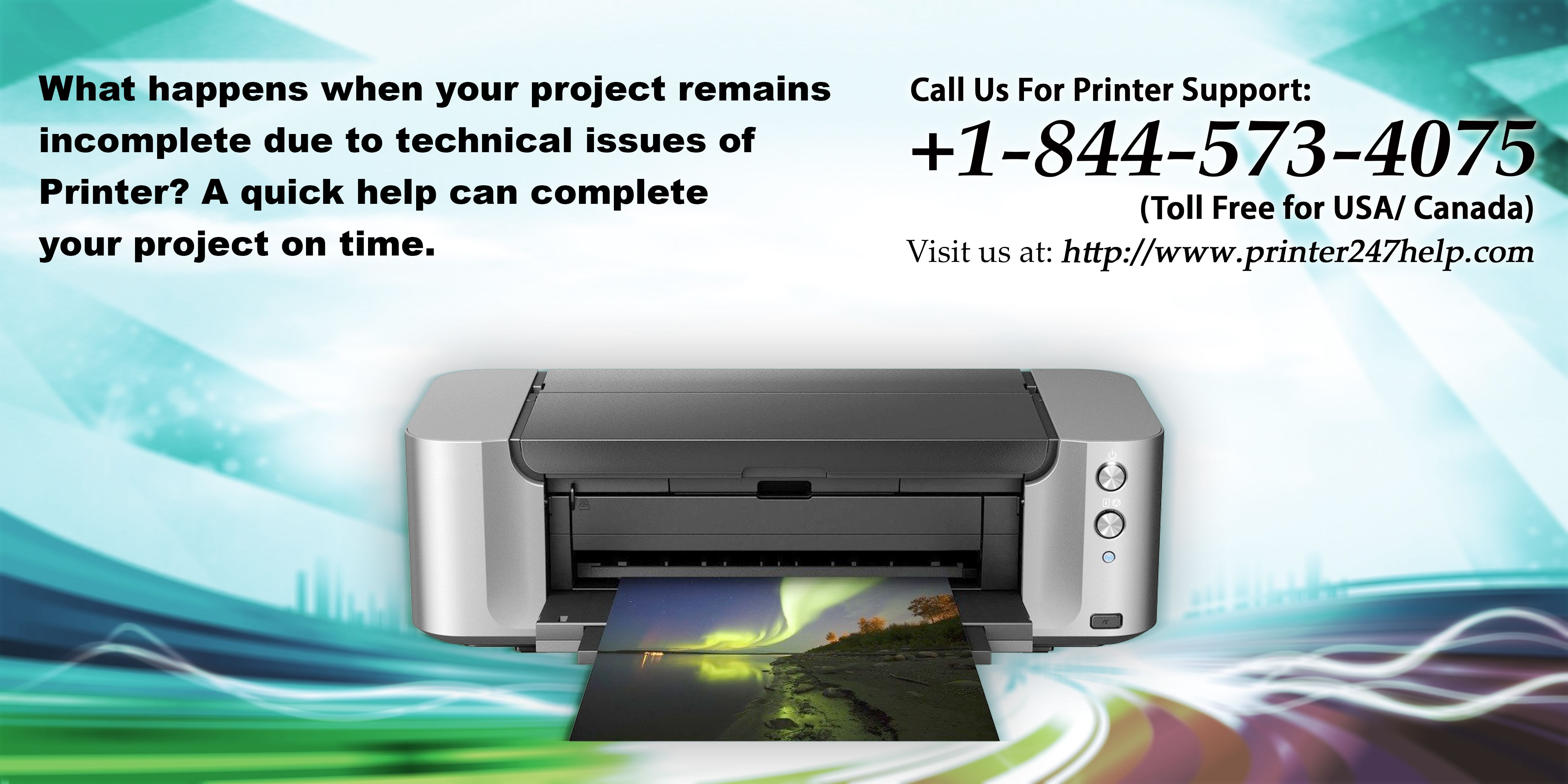 Technical Issue Of Printer Can Hold Your Project Any Time Keep It