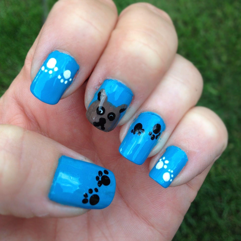 Zero The Dog Nail Designs: Nails, Hair And Shoes