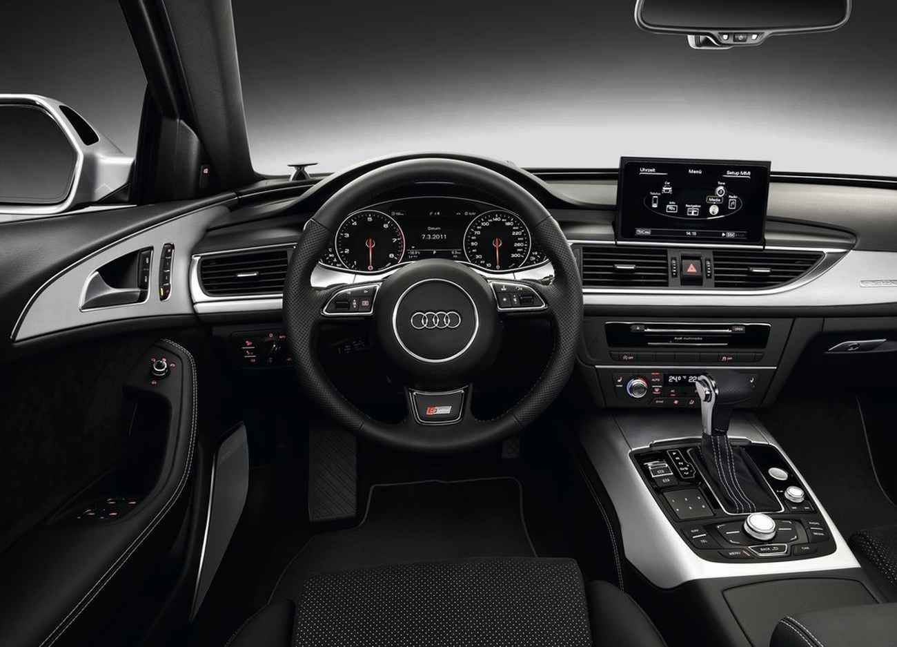 Audi A6 Interior 2012 Audi Volkswagen Peugeot