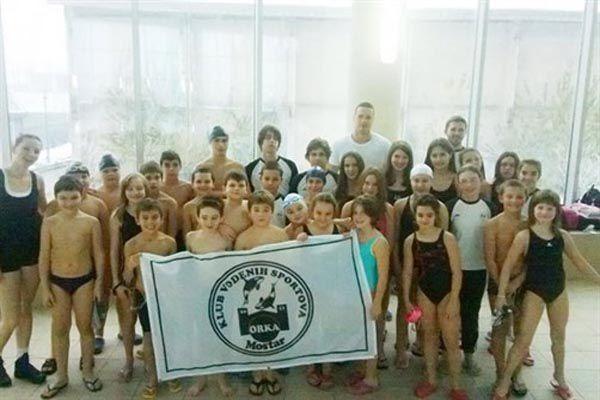 Mladi plivači Orke obogatili kolekciju sa 25 medalja