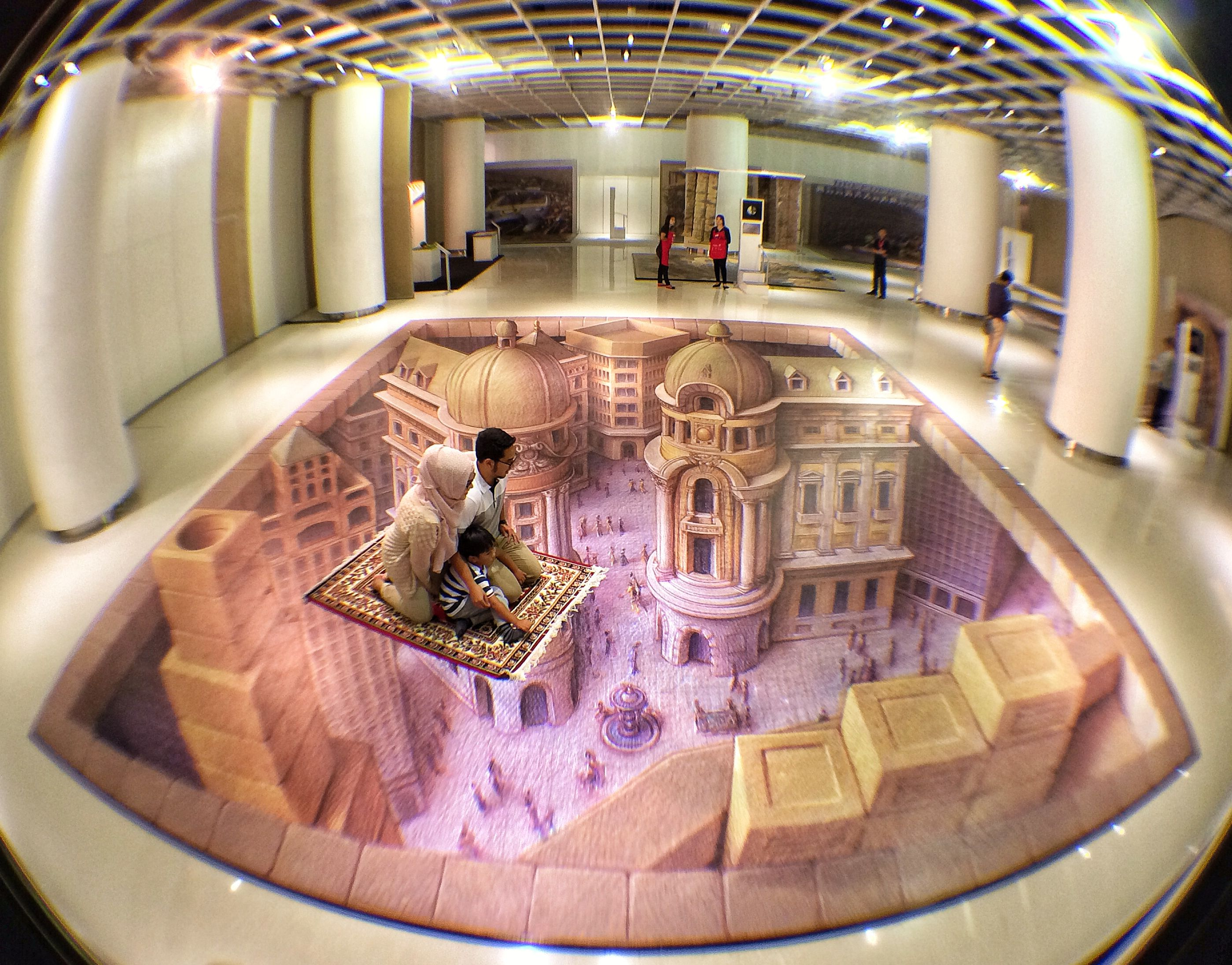 Empire - Kurt Wenner Exhibition at Cipuatra Artpreneur