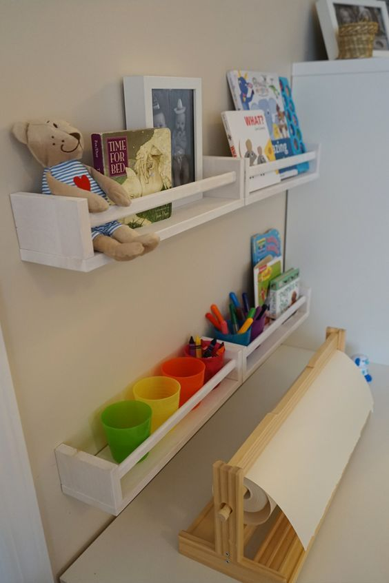 40 Ways To Organize With An Ikea Spice Rack