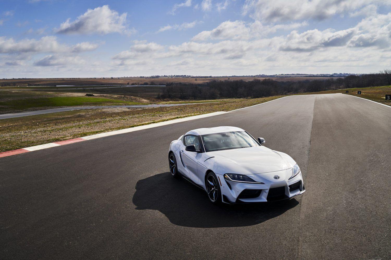 2021 Gr Supra 3 0 Premium In 2020 Toyota Supra Toyota Supra