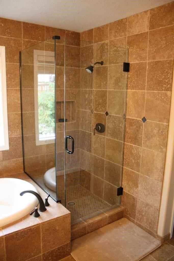 master bathroom floor plans with walk in shower no tub bathroom rh pinterest ca Bathroom Designs with Walk-In Shower and Floor Plan Luxury Master Bathroom Floor Plans