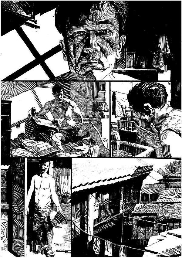 artwork by 陆明 ~~