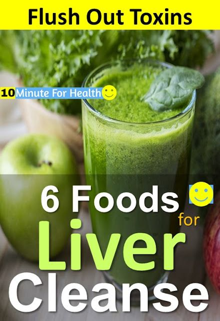 6 Foods That Naturally Cleanse the Liver: Liver Cl