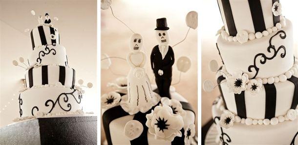 Tim Burton Themed Wedding Talk Functions Du Wayne Photography