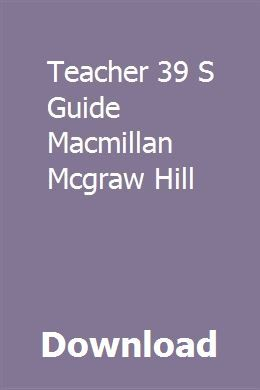 download teacher 39 s guide macmillan mcgraw hill pdf teacher 39 s rh pinterest com teacher's guide wonders second teacher's guide wonders second