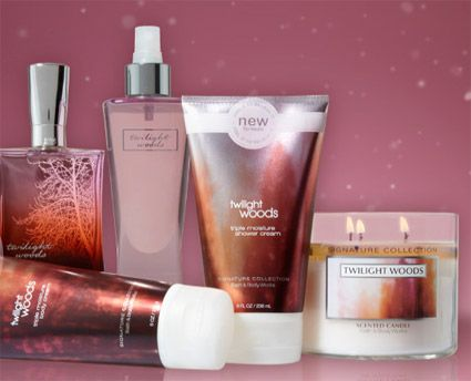 Image Detail For Bath And Body Works Twilight Woods Bath And