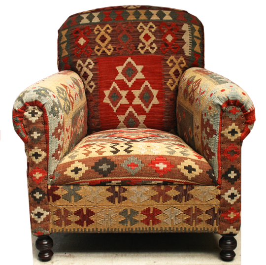 Love This Kilim Chair! Southwest ...