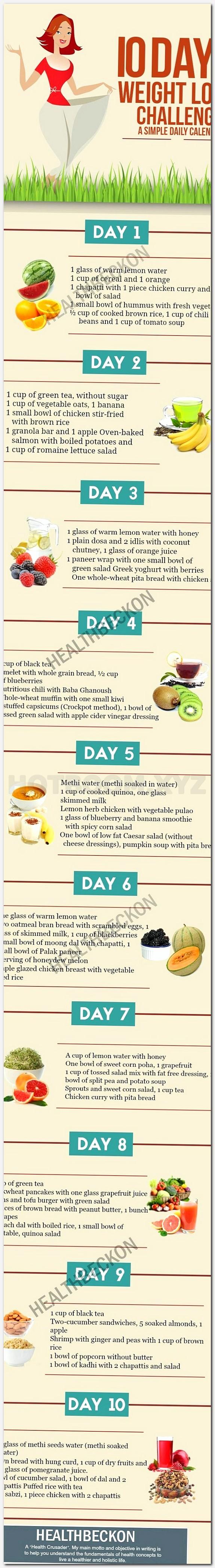 30 weight loss plan