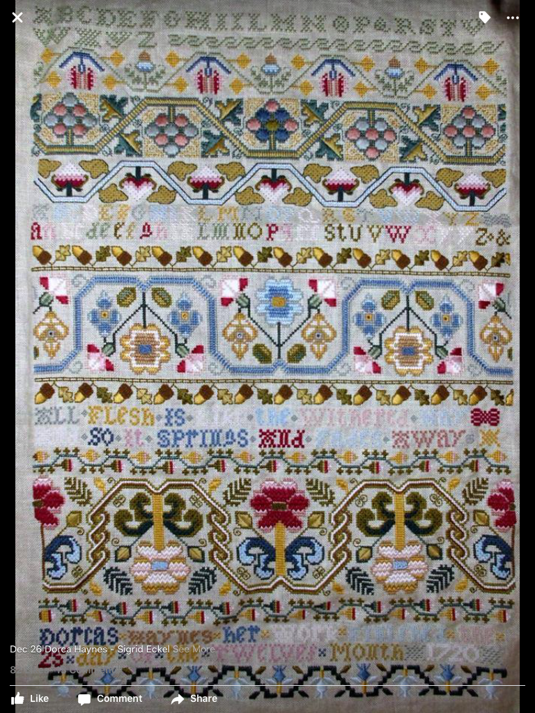 Pin by brother rabbit ltd on embroidery samplers
