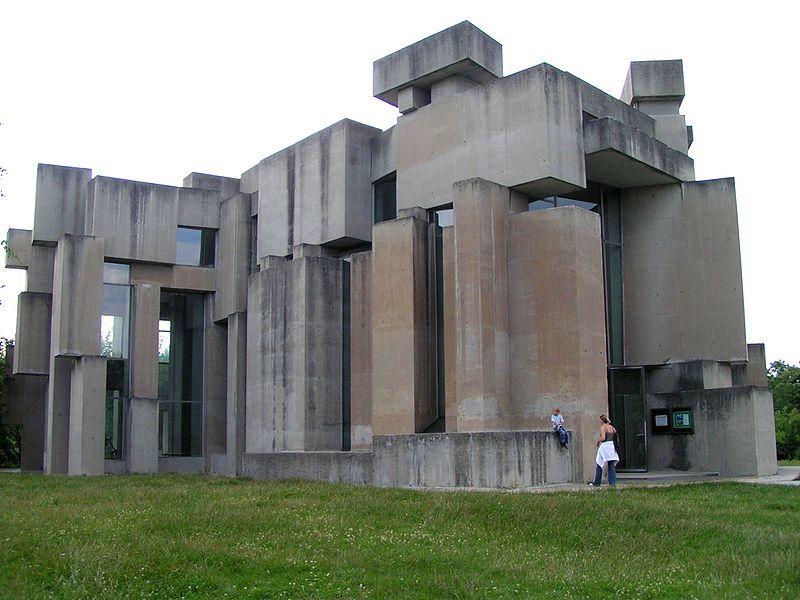 File Wotruba Kirche Jpg Wikipedia The Free Encyclopedia Beton Architektur Kubistische Architektur Hausbau Ideen