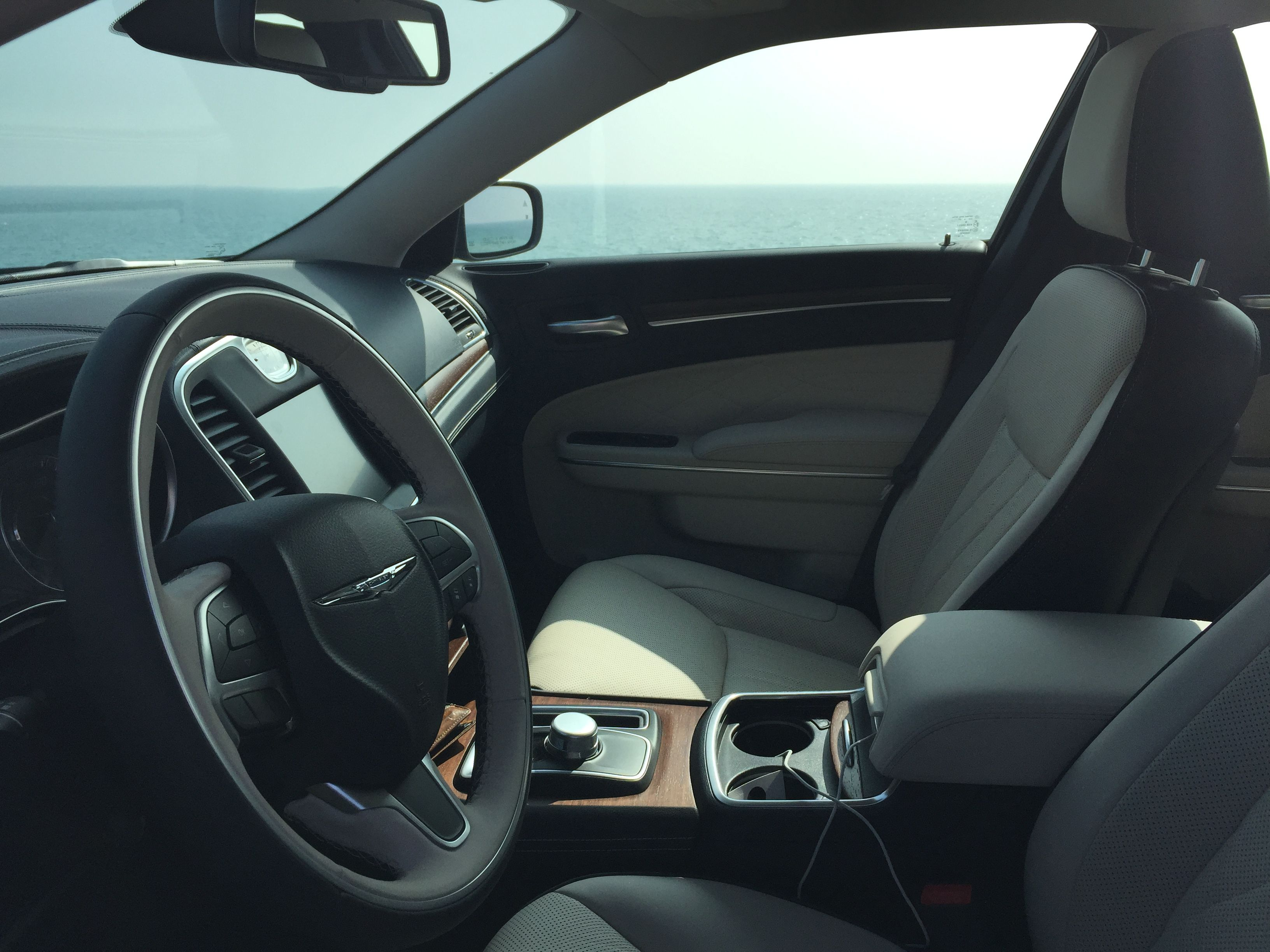 interior courtesy chrysler of dashboard picture alex video l review dykes