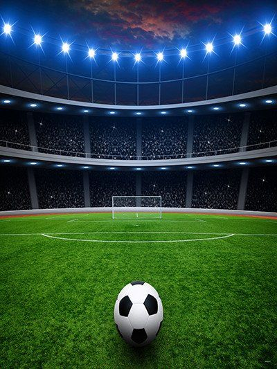 Kate Auditorium Digital Sports Football Field For Photography Cartaz De Futebol Imagens De Futebol Papel De Parede Futebol