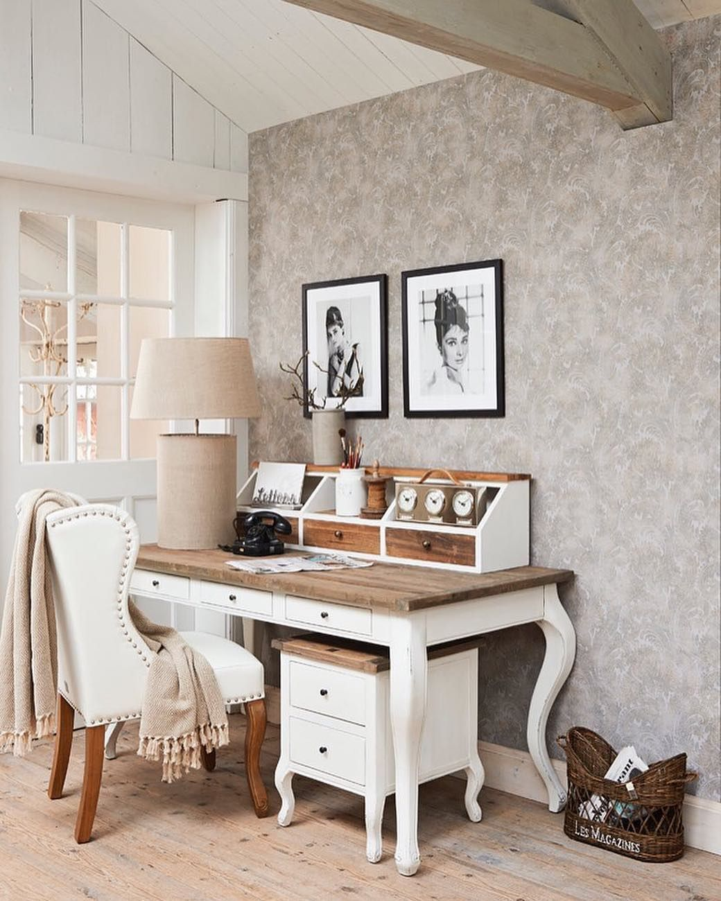 Amazing Home Office Space Designed By Riviera Maison