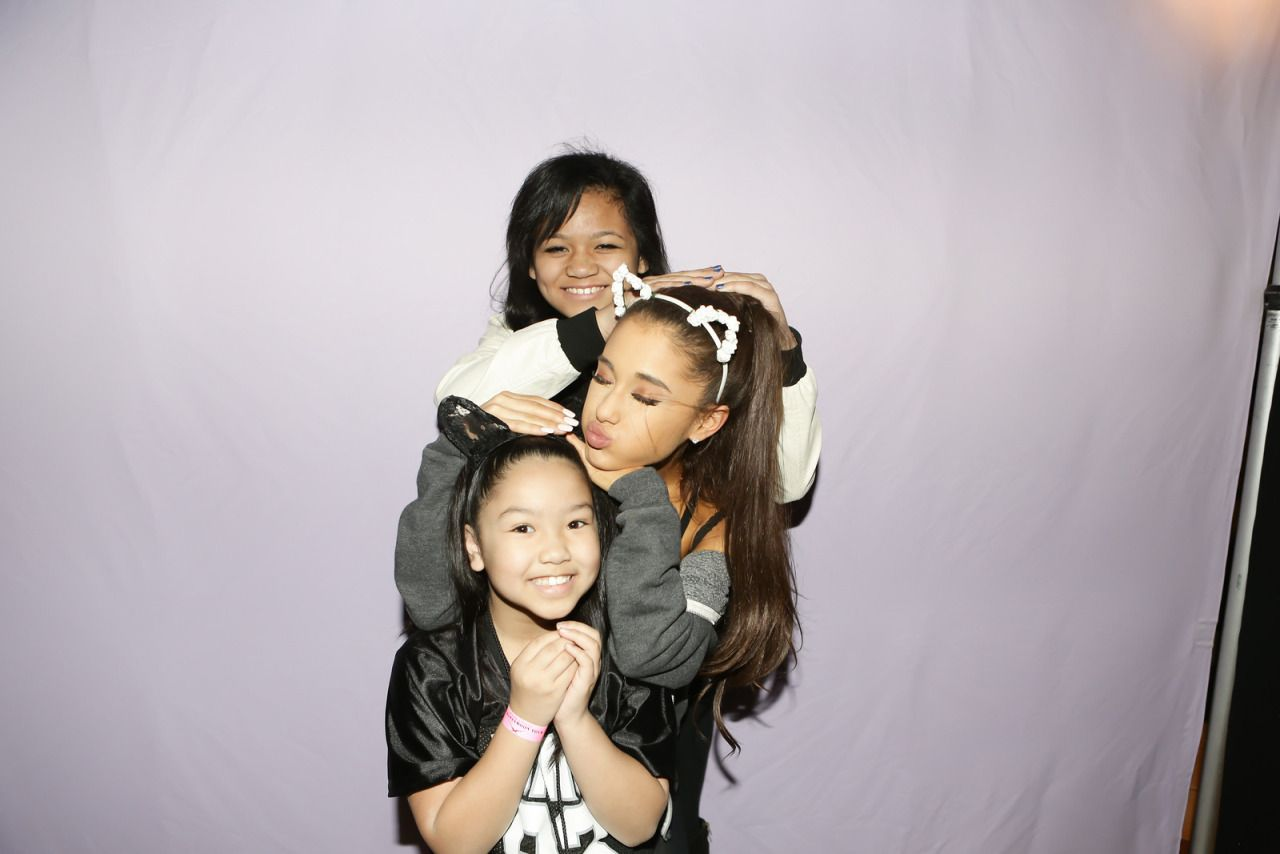 Ariana grande honeymoon tour meet n greet for my loves pinterest ariana grande honeymoon tour meet n greet kristyandbryce Gallery