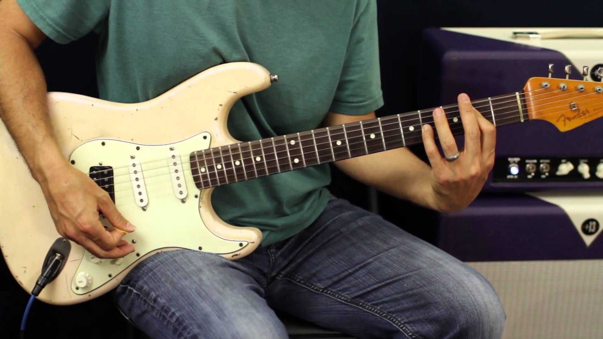 Rush Limelight How To Play On Guitar Guitar Lesson