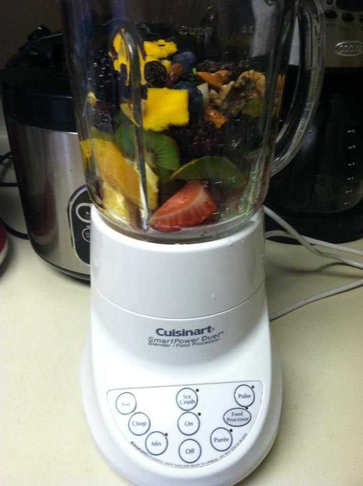 My helper, works great and better than magic bullet.
