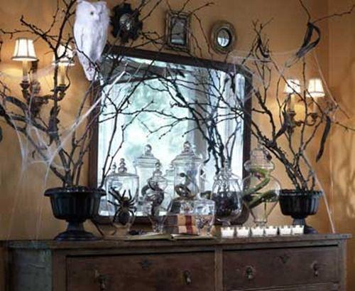 Decoraciones antiguas / Antique halloween decorations Halloween
