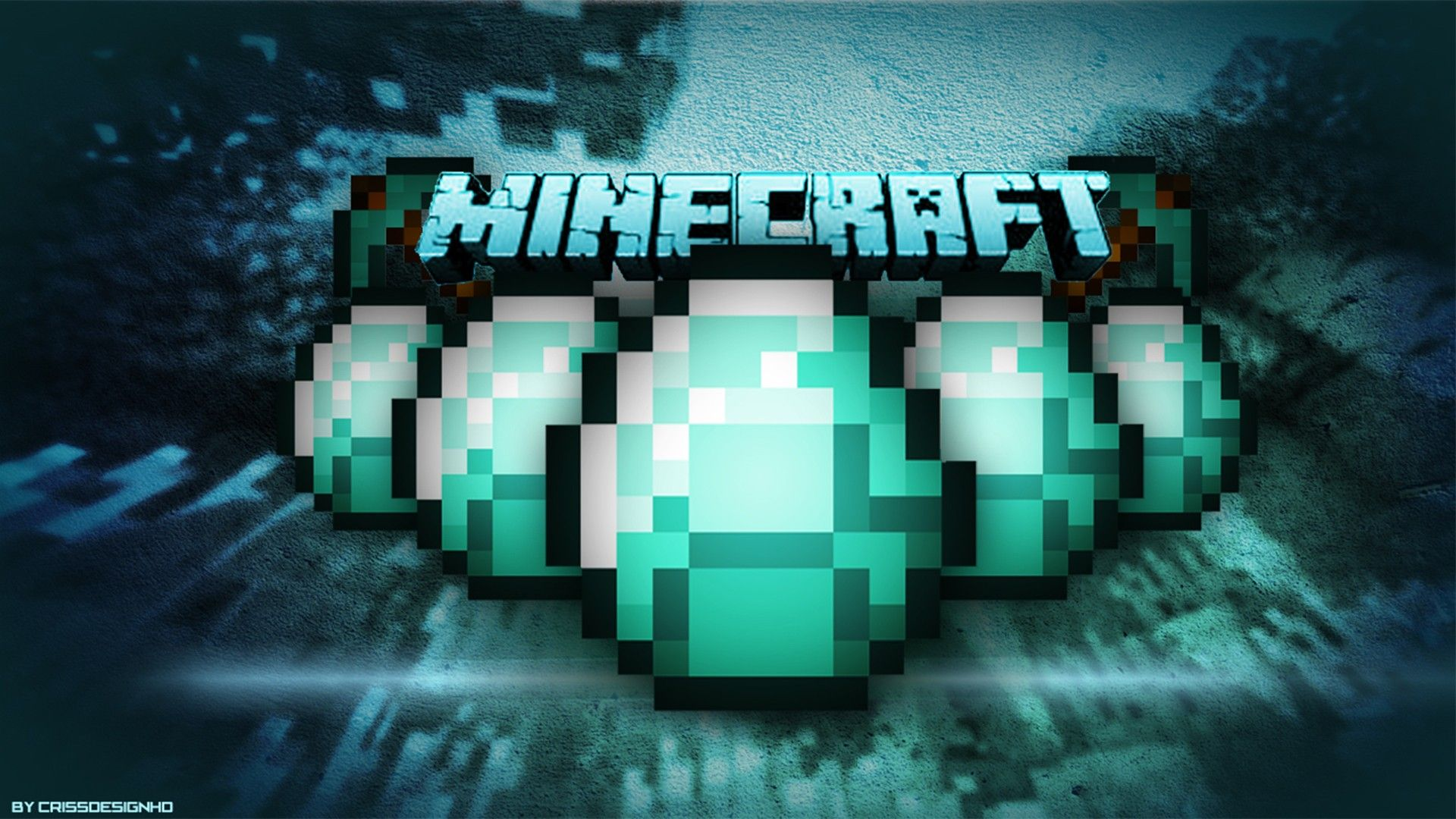 Minecraft Minecraft Diamond Images Hd Wallpapers Minecraft Zonehdwallpapers
