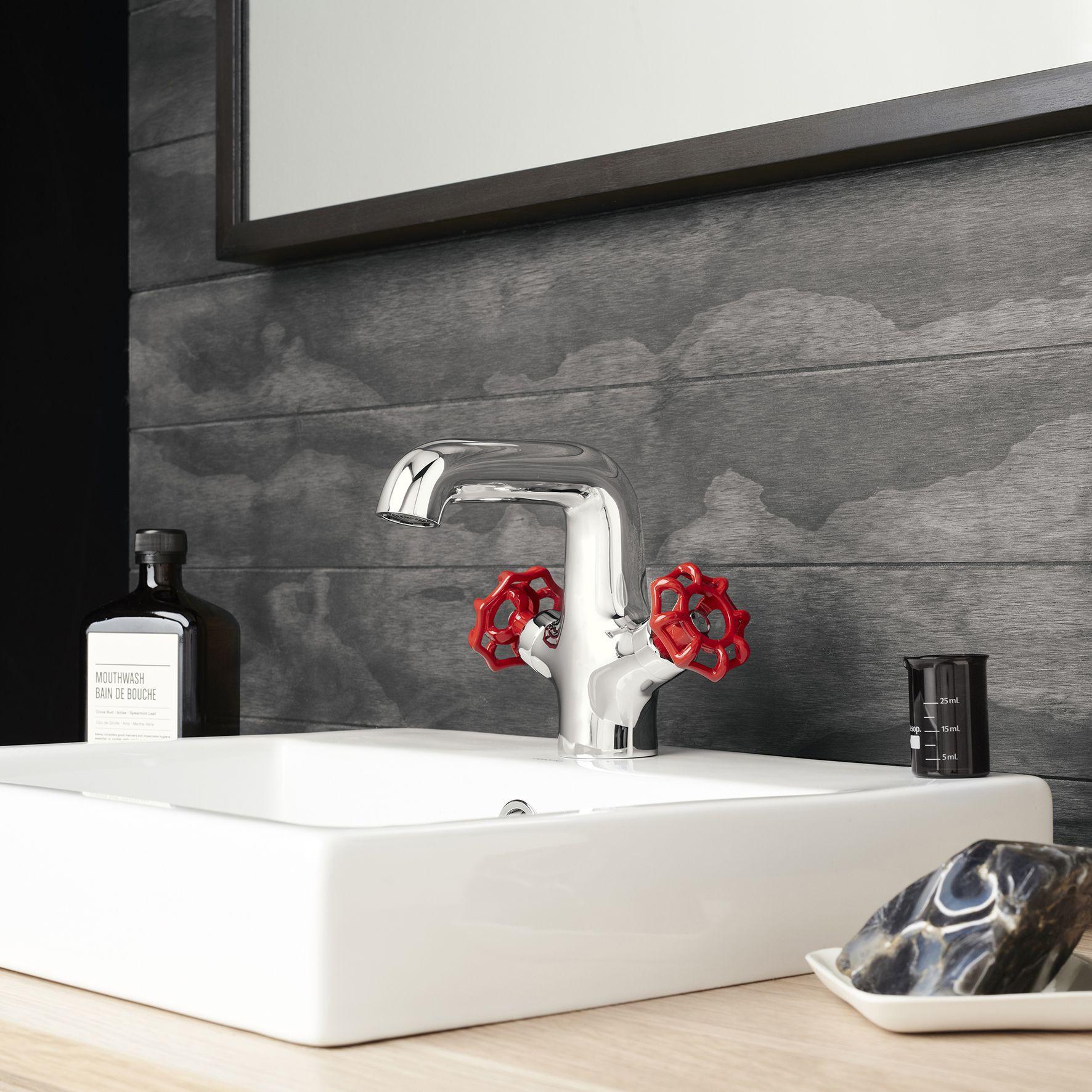 industrie basin mixerdorf #dorf #dorfstyle #tap #bathroom