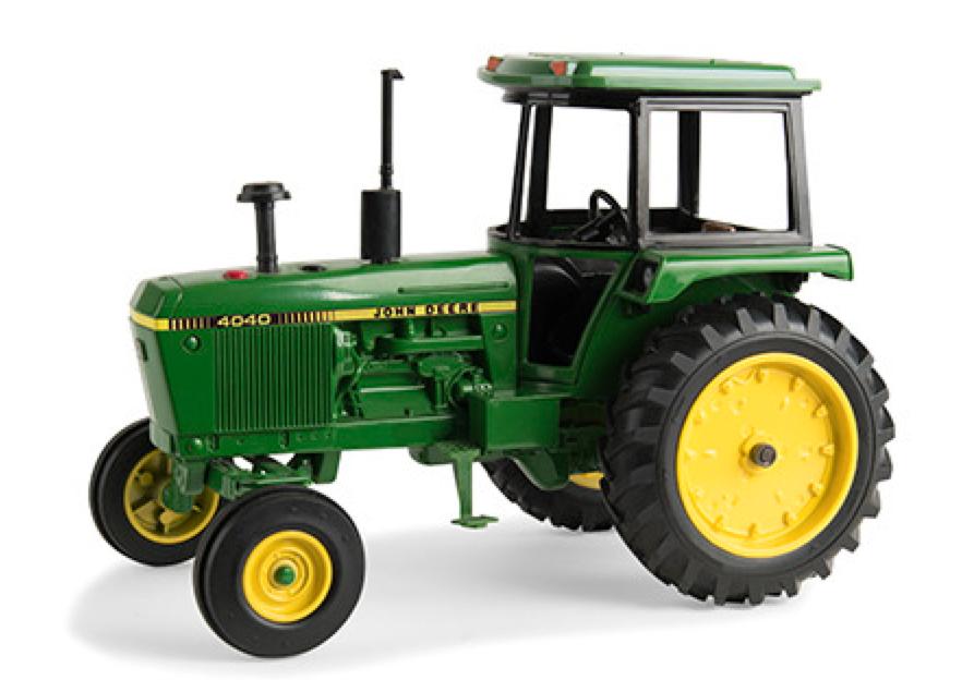 John Deere Tractor Png Image