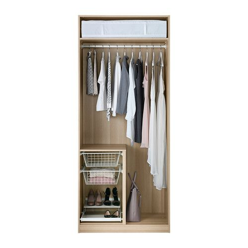 pax wardrobe inside view ikea pax wardrobe white stained oak effect nexus white stained. Black Bedroom Furniture Sets. Home Design Ideas