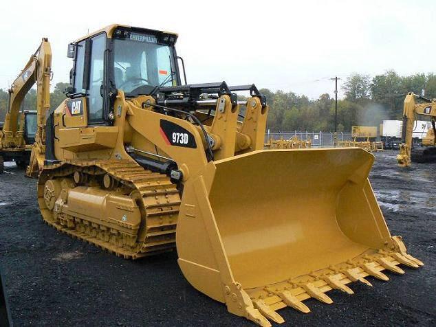 Cat 973d tracked loader playing in the dirt pinterest heavy cat 973d tracked loader publicscrutiny Choice Image