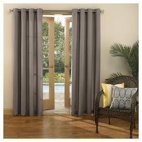 Rodham Uv Protectant Indoor Outdoor Curtain Panel Sun Zero Indoor Outdoor Curtains Outdoor Curtain Panels Outdoor Curtains