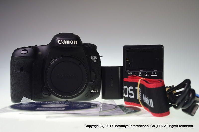 Canon Eos 7d Mark Ii Body 20 2 Mp Digital Camera Shutter Count 16922 Excellent Canon