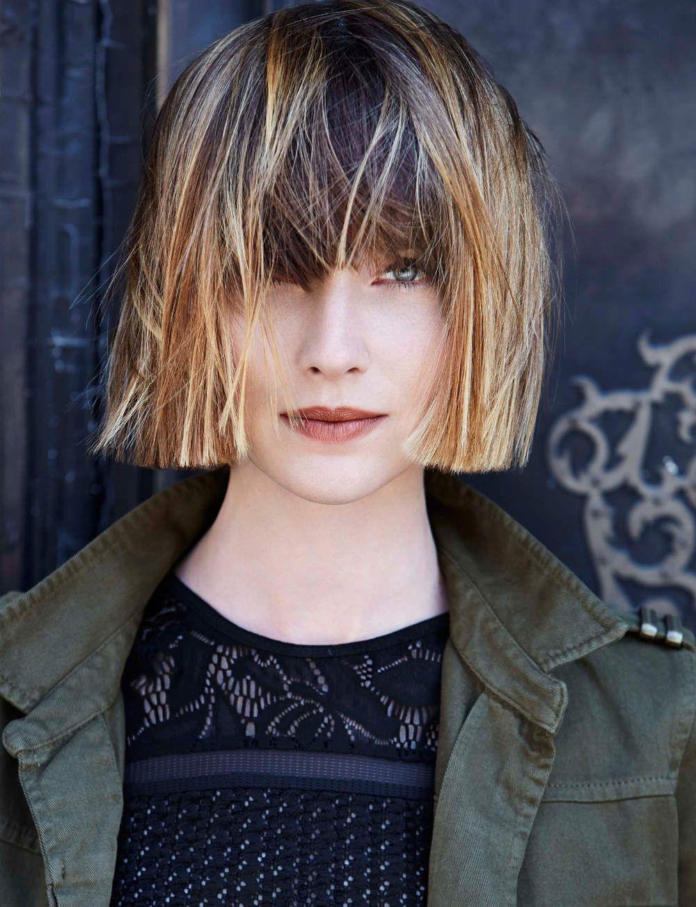 Les tendances coupes de cheveux de l'automne/hiver en 2019