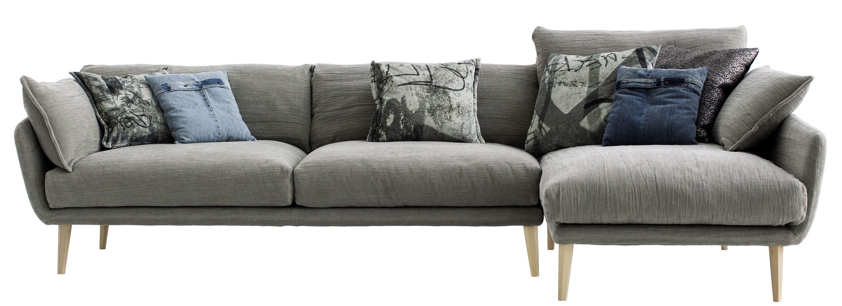 Estilo Escandinavo Tecido Estofado Sof Modelo Miss Decorativos  ~ Sofa Divã Para Quarto Com Quarto Forrado Com Pvc