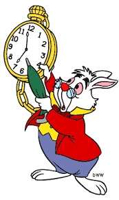 Alice In Wonderland Rabbit Clock Google Search Alice In Wonderland Rabbit Alice In Wonderland Clipart White Rabbit Alice In Wonderland